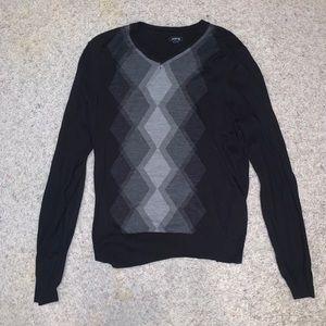 APT9 Men's V Neck Sweater